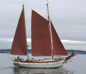 """Sea WItch"" part of the Schooners North family"