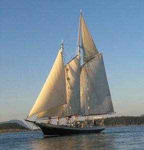enjoy sailing
