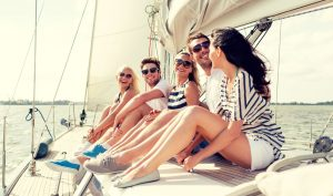 See and Admire Sights of the San Juan Islands on a Sailboat Charter