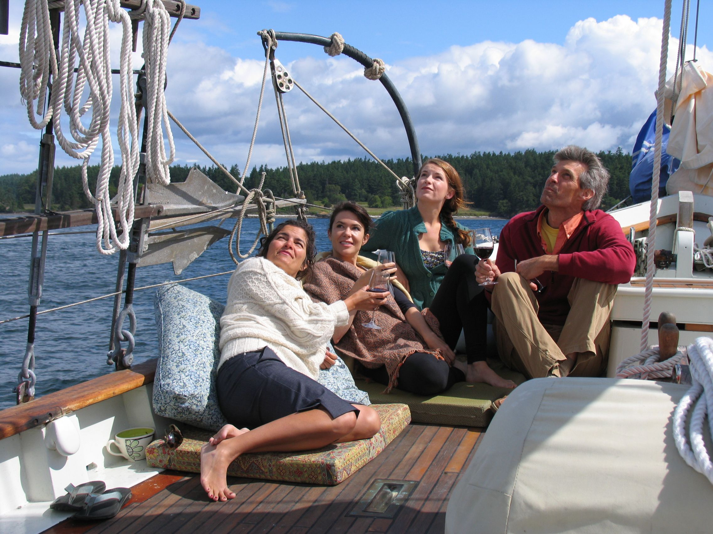 A San Juan Islands Cruise Provides Vacation Goers an Enjoyable Ride